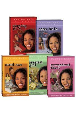 Payton Skky 5 Book Shrinkwrapped Package