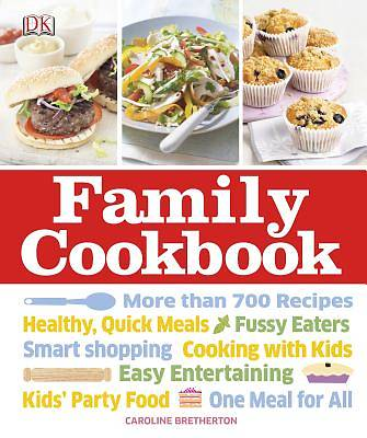 Picture of Family Cookbook