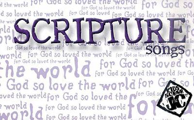 Scripture Songs Cassette