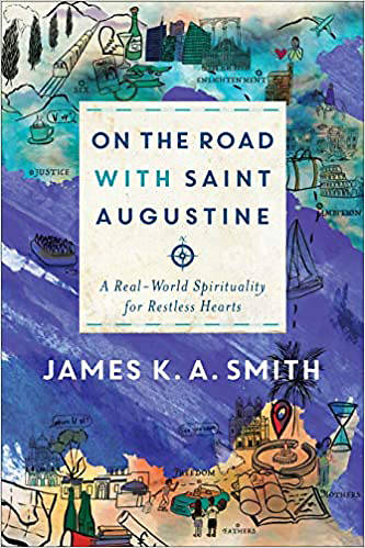 Picture of On the Road with Saint Augustine