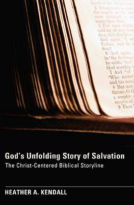Picture of God's Unfolding Story of Salvation