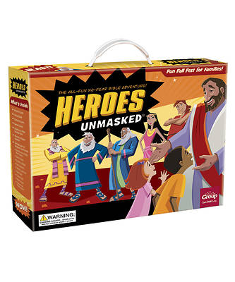 Picture of Heroes Unmasked 2020 Kit