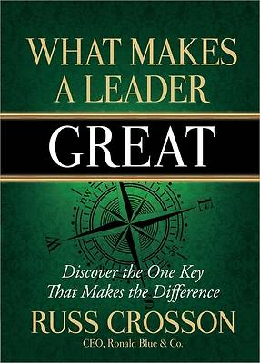 Why Great Leaders Succeed