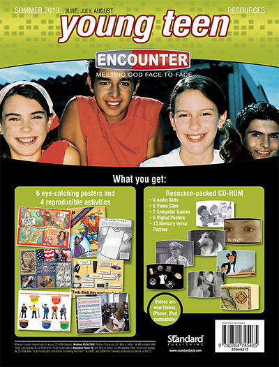 Encounter Young Teen Resources Summer 2013