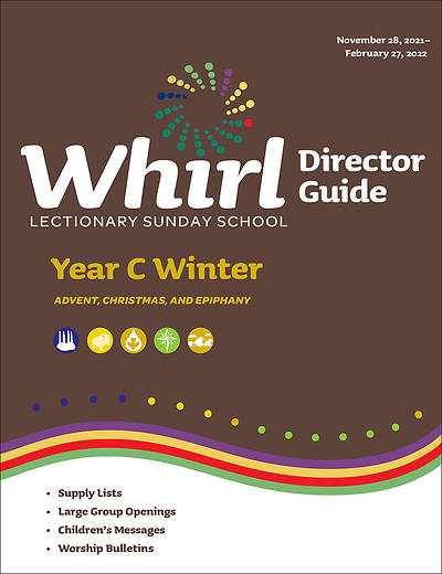 Picture of Whirl Lectionary Director Guide Year C Winter 2021-2022