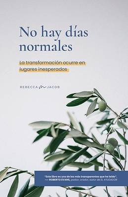 Picture of No hay días normales
