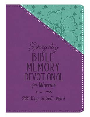 Picture of Everyday Bible Memory Devotional for Women