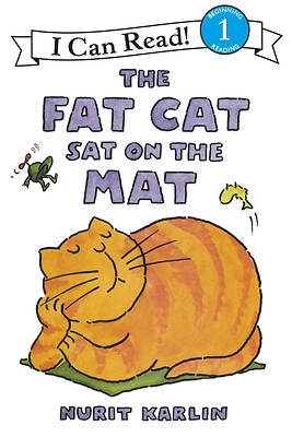 Picture of The Fat Cat Sat on the Mat