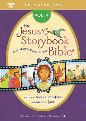 Picture of Jesus Storybook Bible Animated DVD, Vol. 4