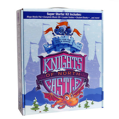 Picture of Vacation Bible School (VBS) 2020 Knights of North Castle Super Starter Kit