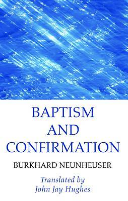 Picture of Baptism and Confirmation
