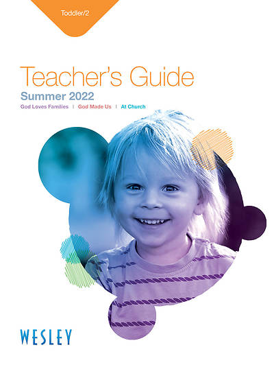 Picture of Wesley Toddler Teachers Guide Summer