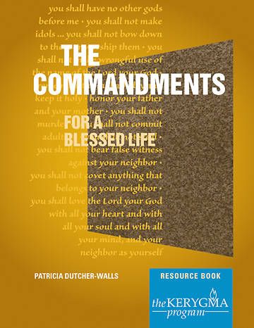Kerygma - The Commandments Resource Book