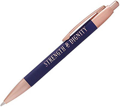 Pen Strength & Dignity
