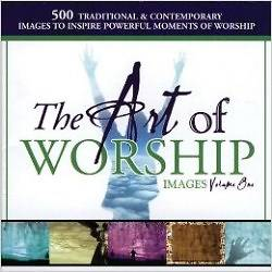 Creative Worship Presents Worship Images Volume 1 CD-ROM