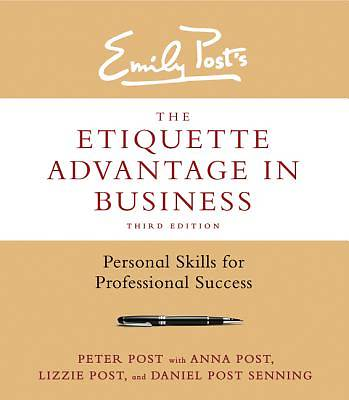 Picture of The Etiquette Advantage in Business, Third Edition
