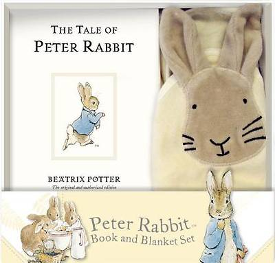 Picture of The Tale of Peter Rabbit [With Blanket]