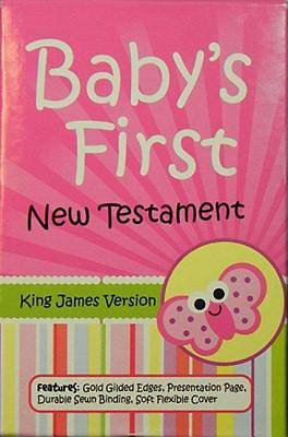 Just for Baby Deluxe Pocket New Testament with Psalms and Proverbs