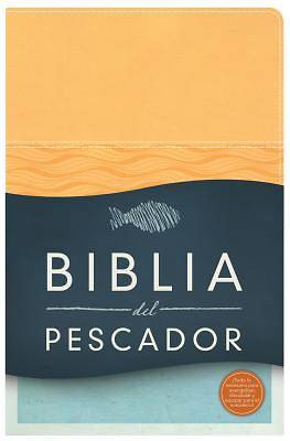 Picture of Rvr 1960 Biblia del Pescador, Damasco Simil Piel