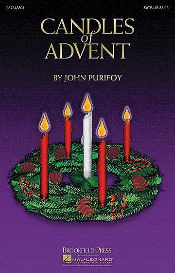 Candles of Advent Choral Book