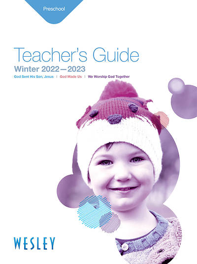 Wesley Preschool Teachers Guide: Winter