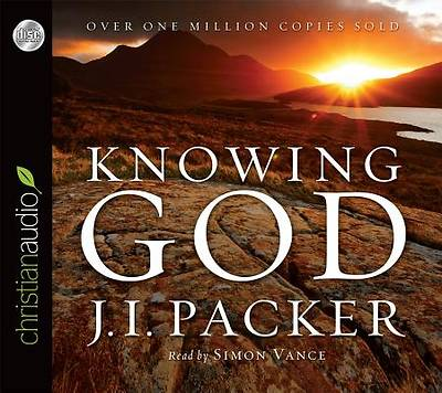 Knowing God Audio CD