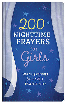Picture of 200 Nighttime Prayers for Girls