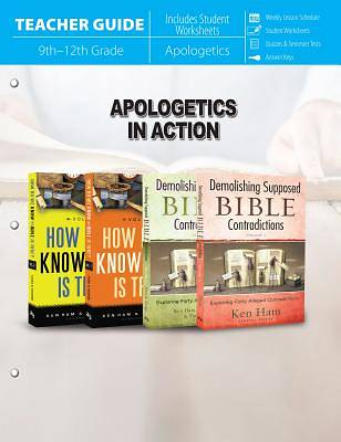 Picture of Apologetics in Action (Teacher Guide)