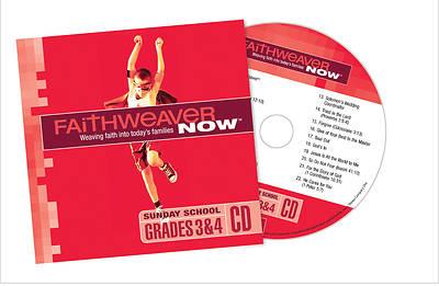 Picture of FaithWeaver Now Grades 3 & 4 CD Winter 2018-19