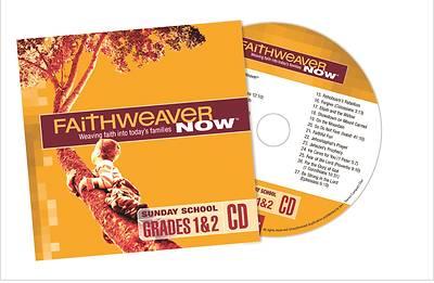 Picture of FaithWeaver Now Grade 1-2 CD Fall 2021