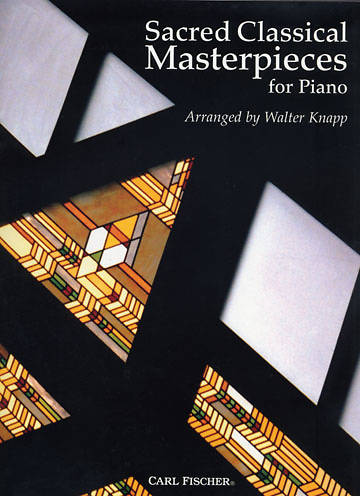 Sacred Classical Masterpieces Piano Collection