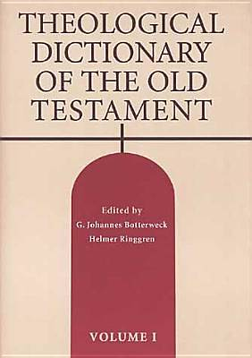 Picture of Theological Dictionary of the Old Testament
