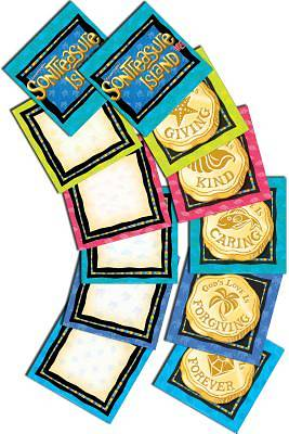 Gospel Light VSB 2014 SonTreasure Island Treasure Pennants 12pk