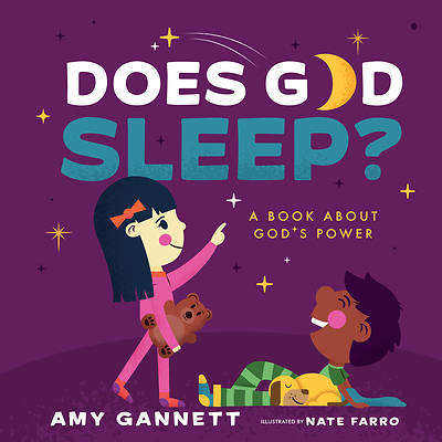 Picture of Does God Sleep?