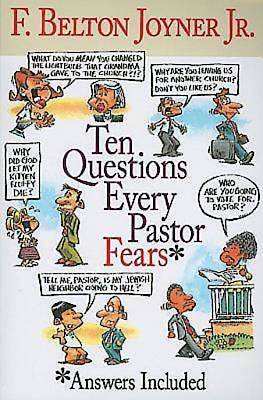 Ten Questions Every Pastor Fears - eBook [ePub]