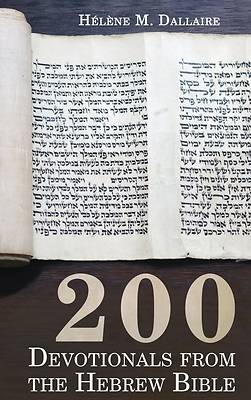 Picture of 200 Devotionals from the Hebrew Bible