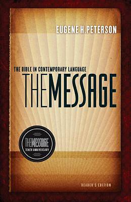 The Message 10th Anniversary Readers Edition