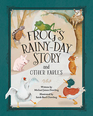 Picture of Frog's Rainy-Day Story and Other Fables