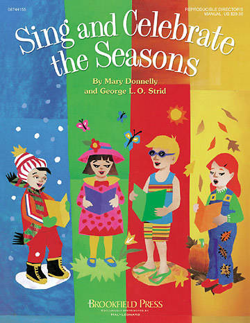 Sing and Celebrate the Seasons Listening CD