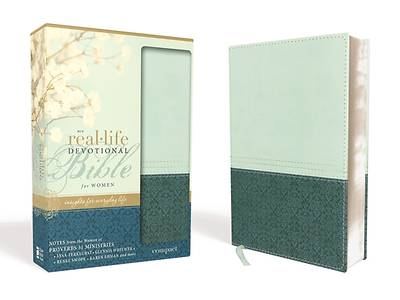 NIV Real-Life Devotional Bible for Women, Compact