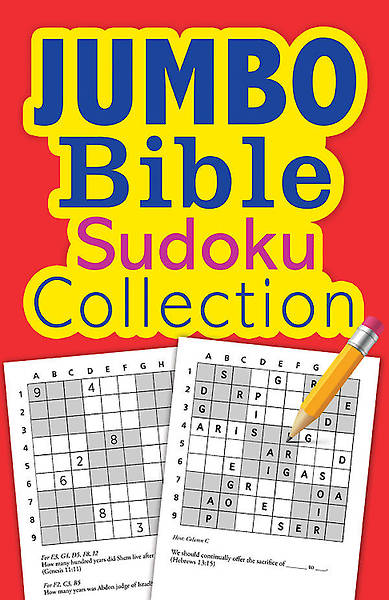 Jumbo Bible Sodoku Collection