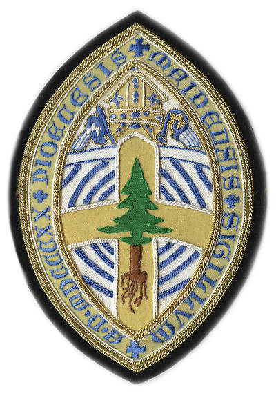 SEAL-DIOCESE OF MAINE