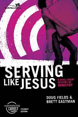 Serving Like Jesus Student Journal