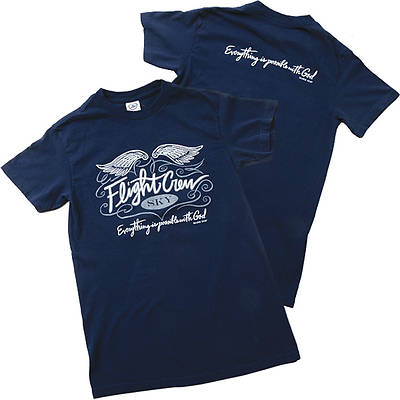 Picture of Group's Vacation Bible School 2012 Sky Staff T-Shirt Adult (2XL 50-52)