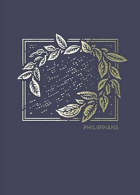 Picture of Net Abide Bible Journal - Philippians, Paperback, Comfort Print