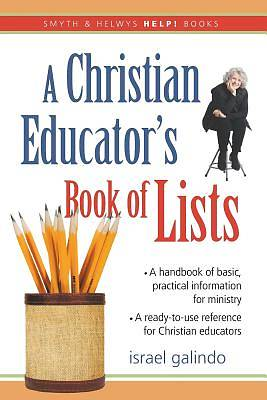 Picture of A Christian Educator's Book of Lists