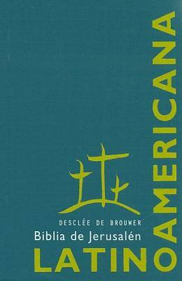 Spanish Jerusalem Bible - Latin American Edition