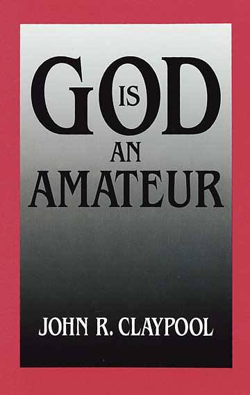 God Is an Amateur