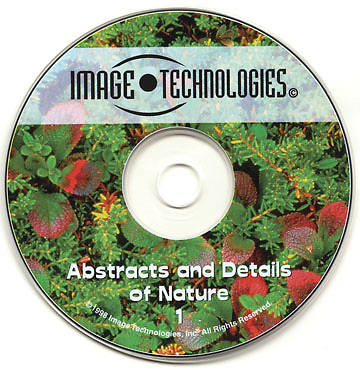 Image Technologies - Abstracts and Details of Nature 1