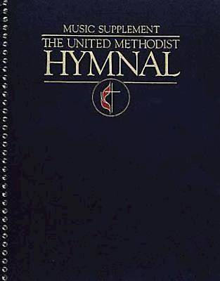 Picture of The United Methodist Hymnal Music Supplement Navy Blue Full Edition